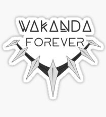 Wakanda Sticker