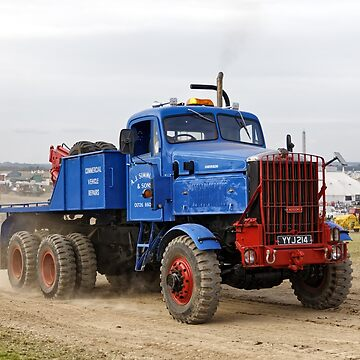 1956 Scammell Constructor 6x6 Heavy Recovery & Breakdown Truck by AndyHkr
