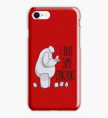 Some Concerns iPhone Case/Skin