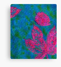 Rug Design Canvas Print