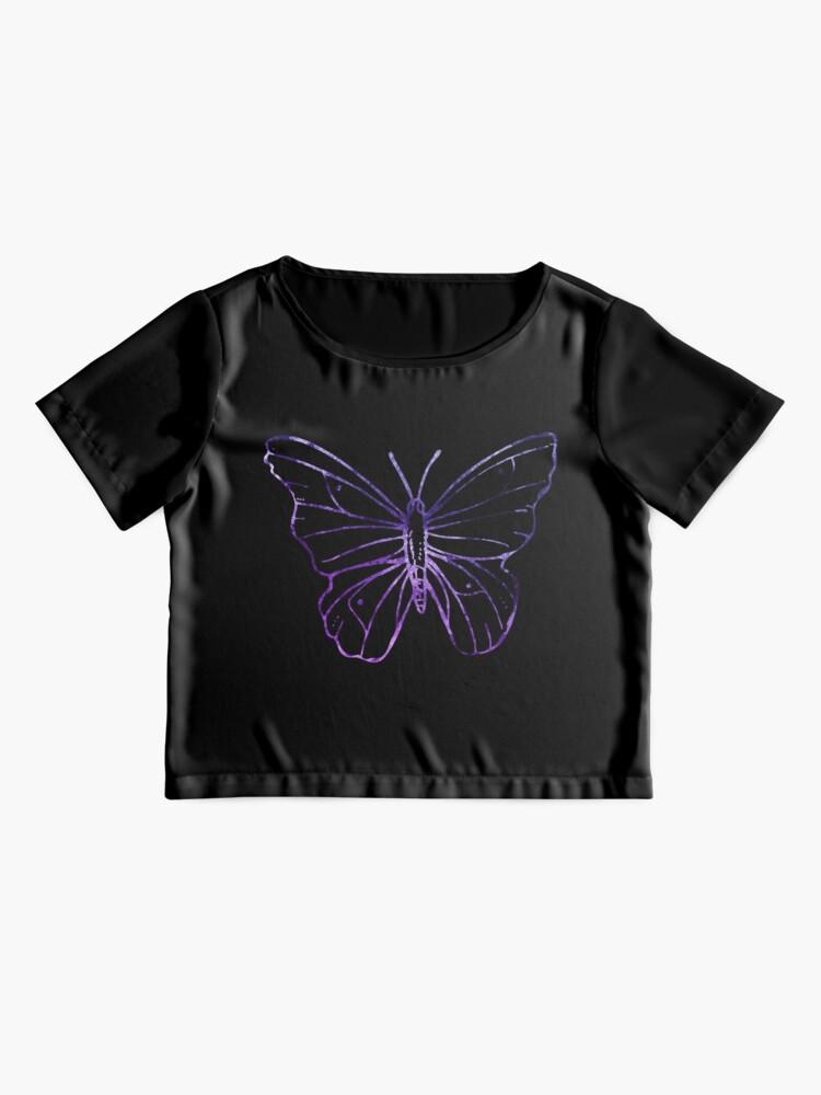 Alternative Ansicht von Simple Butterfly Chiffon Top