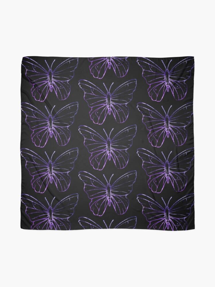 Alternative Ansicht von Simple Butterfly Tuch
