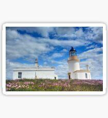 Chanonry Lighthouse, The Black Isle, Scotland Sticker