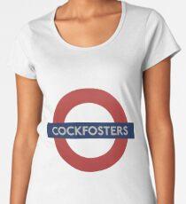 Cockfosters Women's Premium T-Shirt
