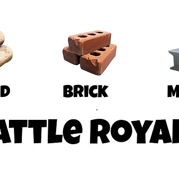 Wood, Brick, Metal - Battle Royale by weheartdogs