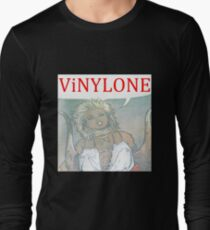Vinylone color Aria Big Long Sleeve T-Shirt