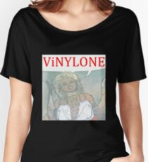 Vinylone color Aria Big Women's Relaxed Fit T-Shirt