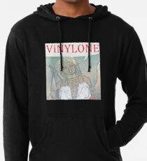 Vinylone color Aria Big Lightweight Hoodie