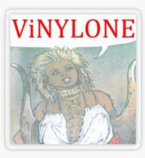 Vinylone color Aria Big Transparent Sticker
