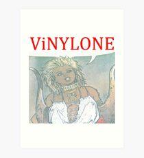 Vinylone color Aria Big Art Print