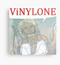 Vinylone color Aria Big Metal Print