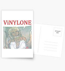 Vinylone color Aria Big Postcards