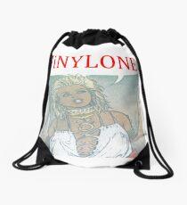 Vinylone color Aria Big Drawstring Bag