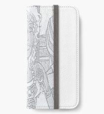 Vinylone watermark Aria iPhone Wallet/Case/Skin