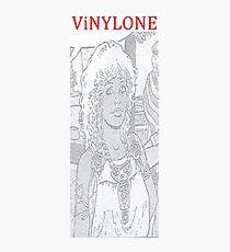 Vinylone watermark Aria Photographic Print