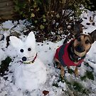 Snow Dog by PurpleMoose