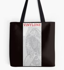 Vinylone watermark Aria Tote Bag