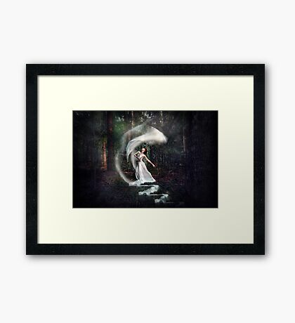 Inner Music Framed Print