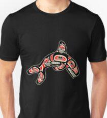 Alaskan Orca Unisex T-Shirt
