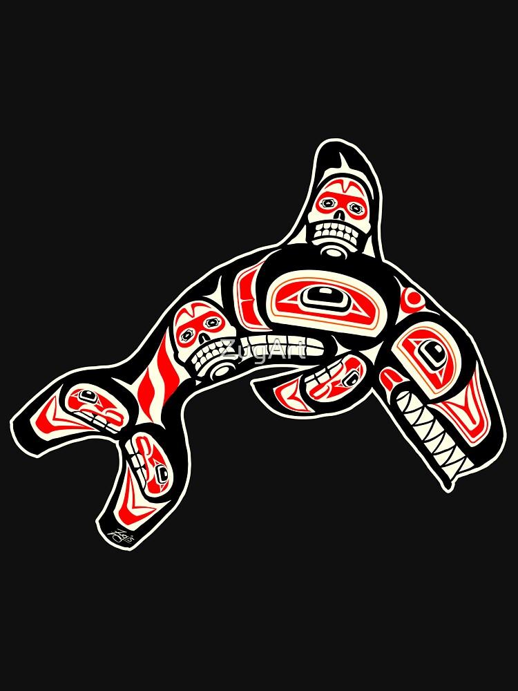 Orca de Alaska de ZugArt