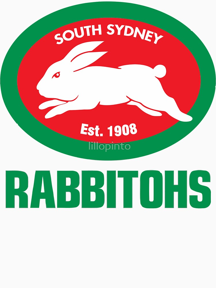 South Sidney Rabbitohs by lillopinto