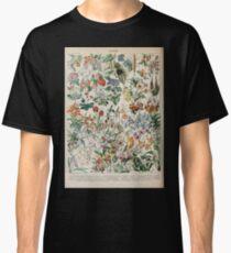 Adolphe Millot fleurs D Classic T-Shirt