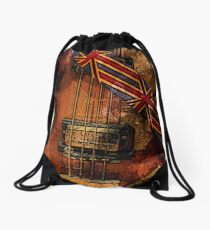 British invasion Drawstring Bag