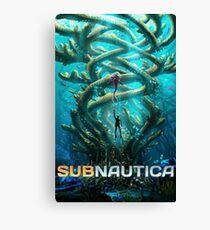 Subnautika 2 Leinwanddruck