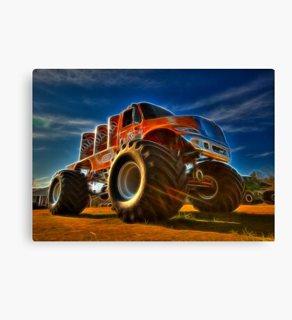 Wanna Fanta? Canvas Print