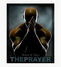 The Prayer Photographic Print