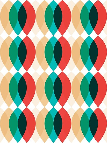 Scandi Deko Design Posters By Subgirl Redbubble