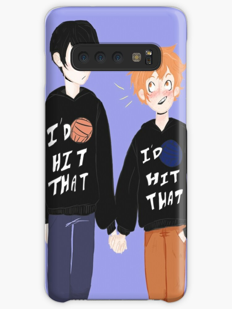 'Volleyball Puns and Volleyball Funs' Case/Skin for Samsung Galaxy by  gravy-navy