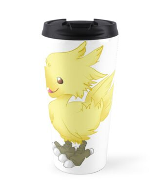 Chocobo from Final Fantasy by Gaggart