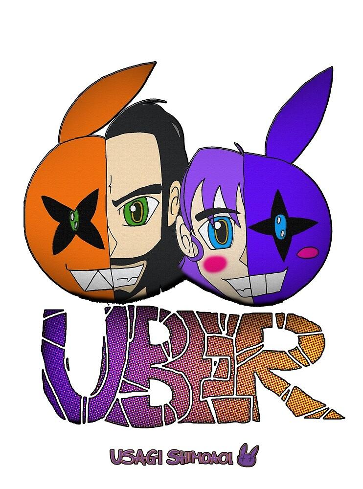 The Uberbunnies! by Usagi-Shimoaoi