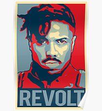Killmonger - Revolt! Poster