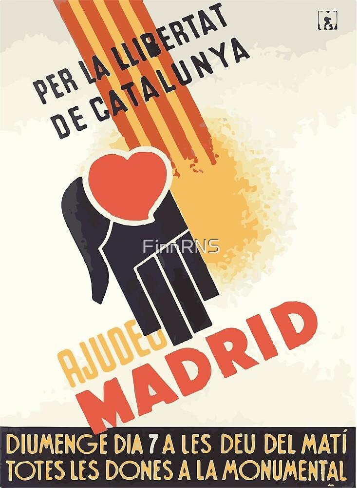 Ajudeu Madrid by FinnRNS