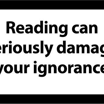 Reading Warning Labels by Eurozerozero