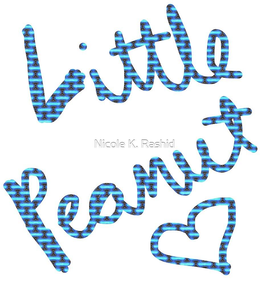 Little Peanut by Nicole K. Rashid