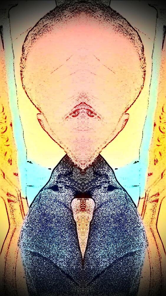 My Star Trek Head by craigheidel