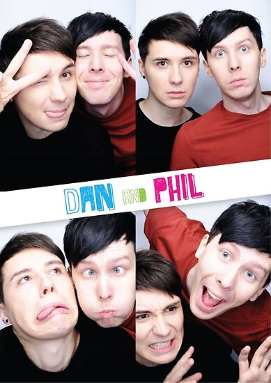 dan and phil by warmsugarshoppe