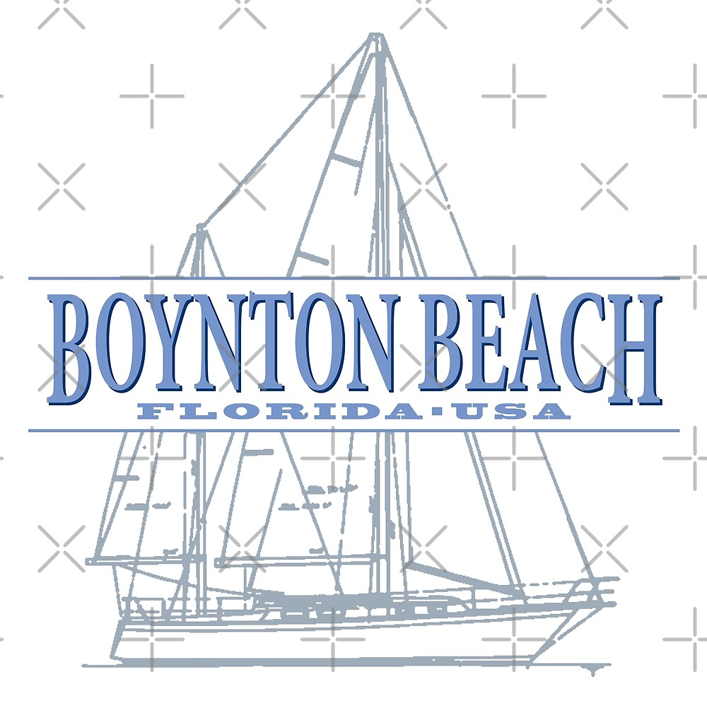 Boynton Beach by Futurebeachbum