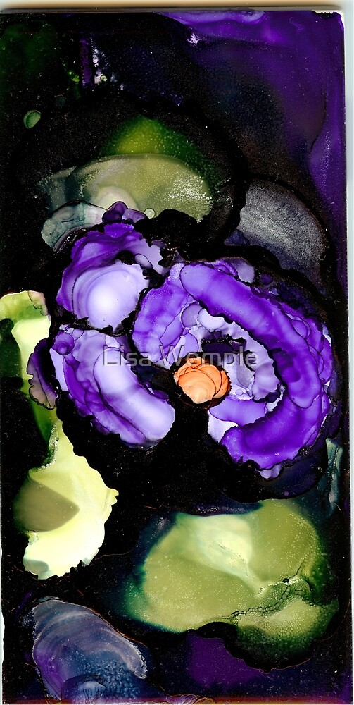 Pansy by Lisa Wemple