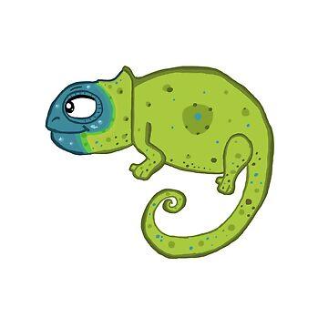 Chameleon by JoshCooper