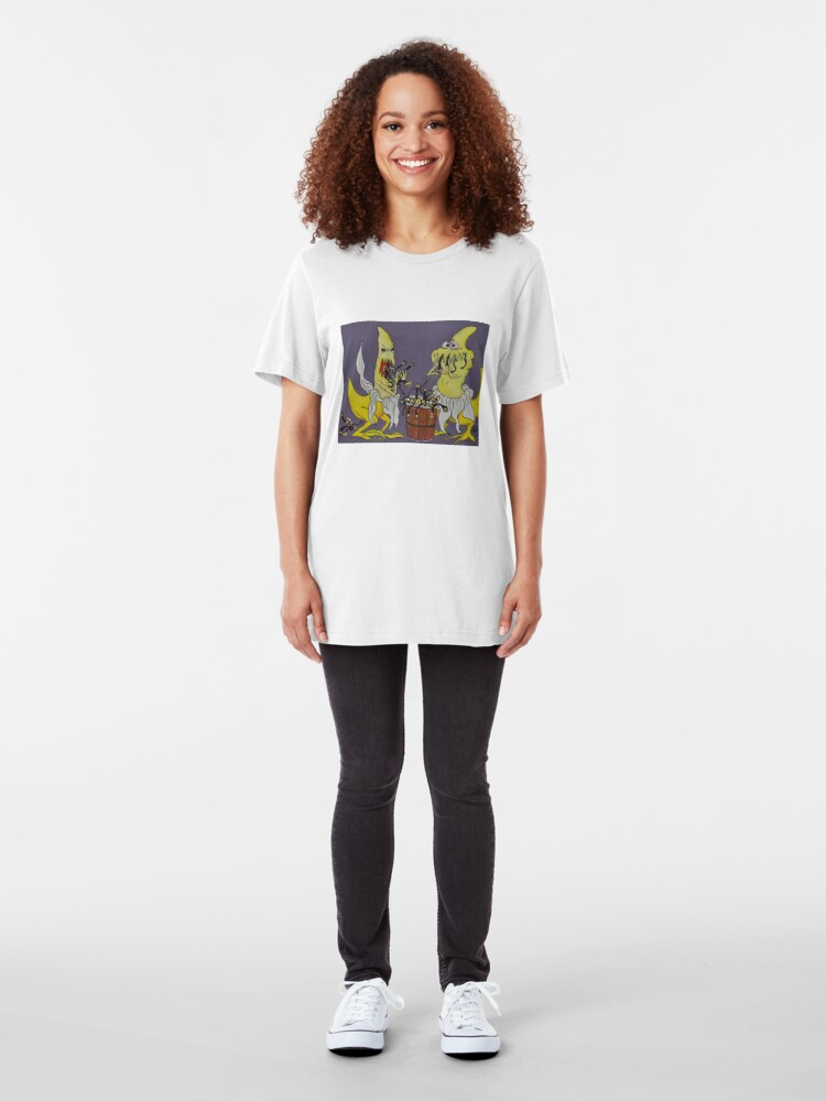 Alternate view of Sweet Revenge! Slim Fit T-Shirt
