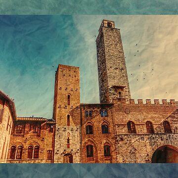 San Gimignano by FrauleinimStall