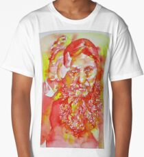 GRIGORI RASPUTIN - watercolor portrait.5 Long T-Shirt