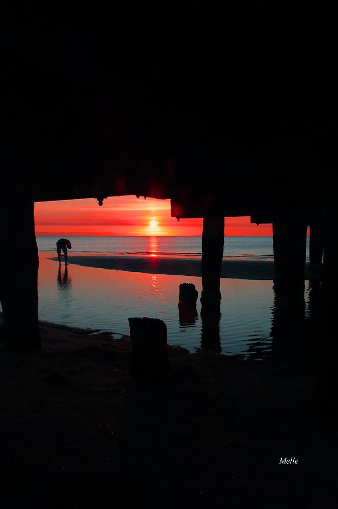 Under the Boardwalk by Melle