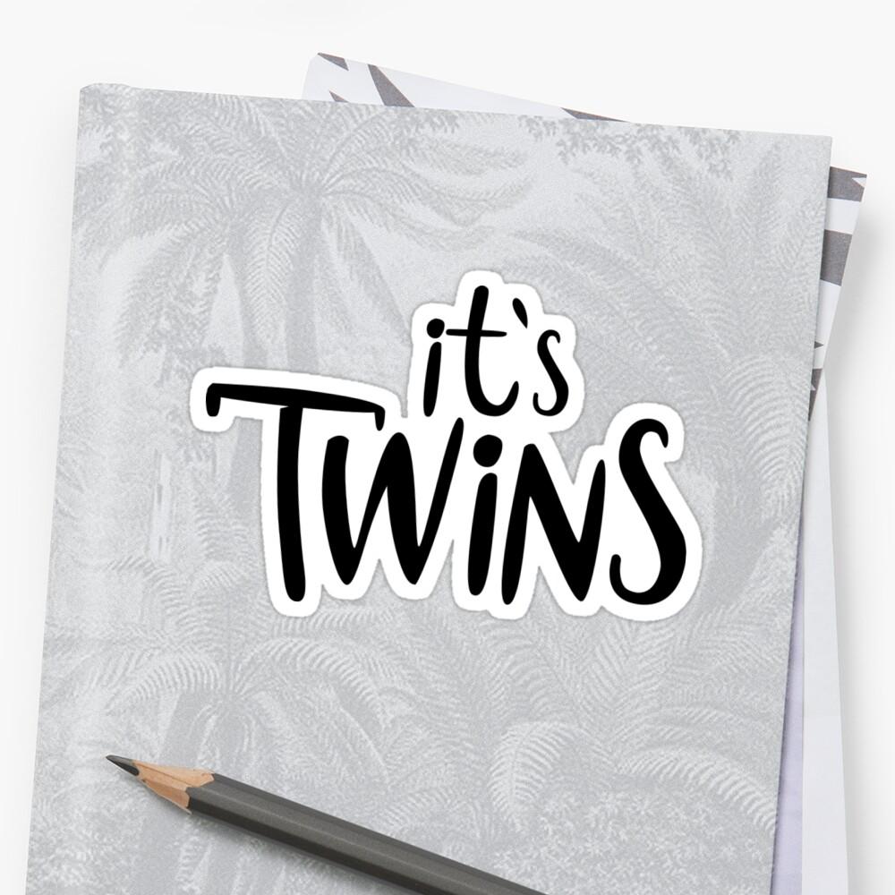 it's twins by PineLemon