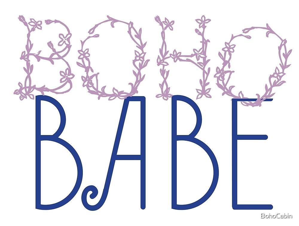 Boho Babe Flower Crown by BohoCabin