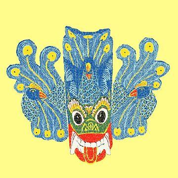 Mayura Raksha by Dak-Mallard